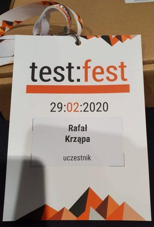Test:Fest 2020 – relacja, wrażenia z konferencji