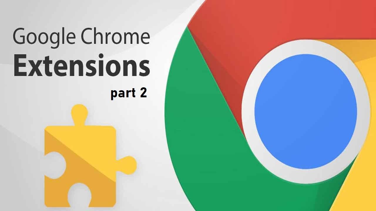 Google Chrome wtyczki